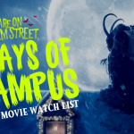 12 DAYS OF KRAMPUS: Horror Movie Marathon – December 12-25!