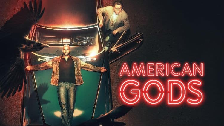 The Old Gods Battle the New in Extended AMERICAN GODS Season 2 Trailer