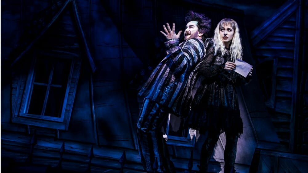 [Trailer] The Ghost with the Most Comes to Broadway with Beetlejuice: The Musical. The Musical. The Musical.