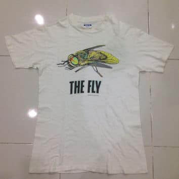 the-fly-1986-promotional-merch-t-shirt