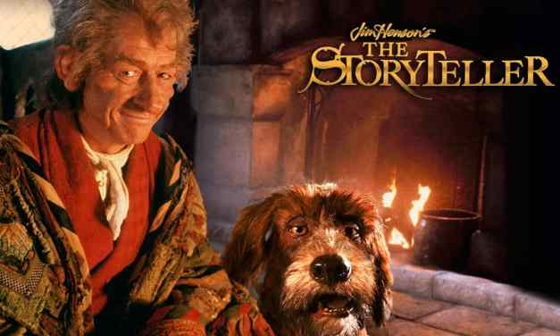 Neil Gaiman to Reimagine Jim Henson's THE STORYTELLER for TV