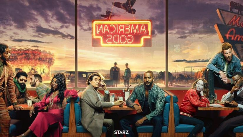 AMERICAN GODS Signs on Season 3 With a New Showrunner