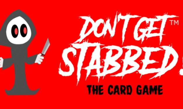 [Fund This] Slasher Inspired Party Card Game Has One Rule: DON'T GET STABBED!
