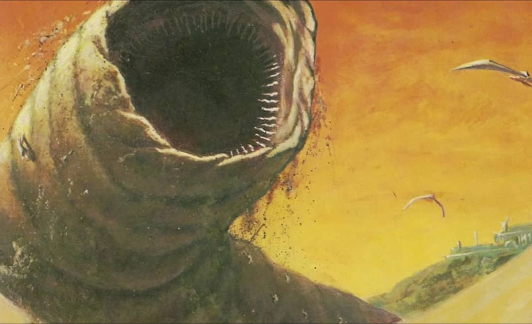 """Only Those Who Can Conquer Their Fear Will Survive"" in Official Plot Synopsis for DUNE"