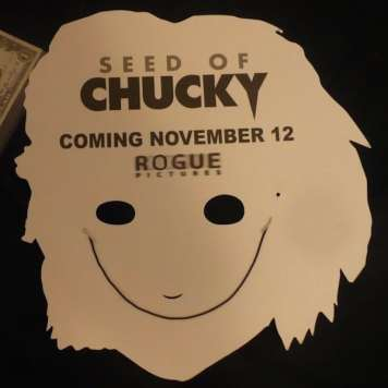 child's play chucky merchandise