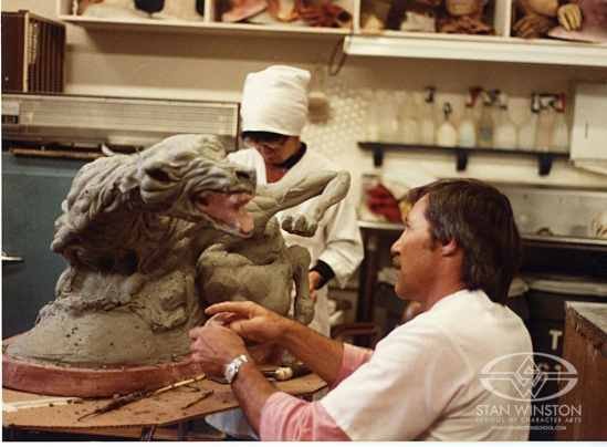 The Thing Stan Winston