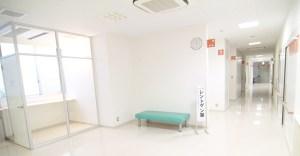 2Fは健康診断や人間ドックのための施設があります