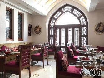 fine oman restaurant dining meet luxury nogarlicnoonions