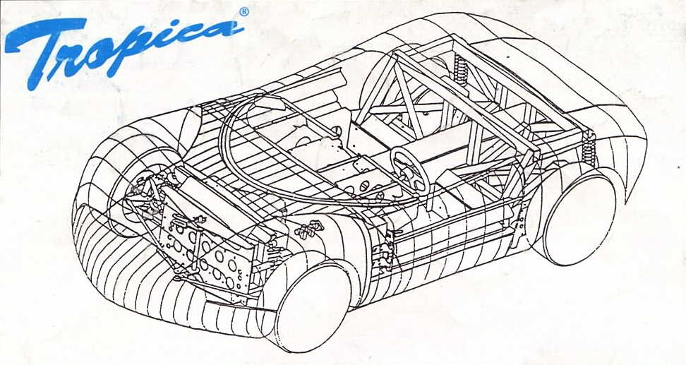 Tropica Roadster Specifications