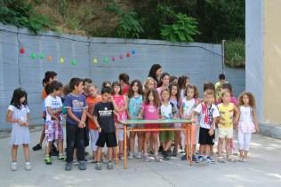 Karavostamo Elementary School 2012-2013