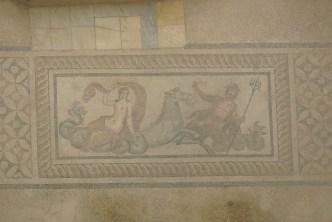 Mosaic floor, Terraced Houses, Ephesus