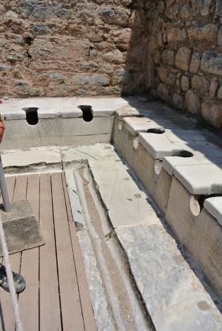 Latrines, Ephesus