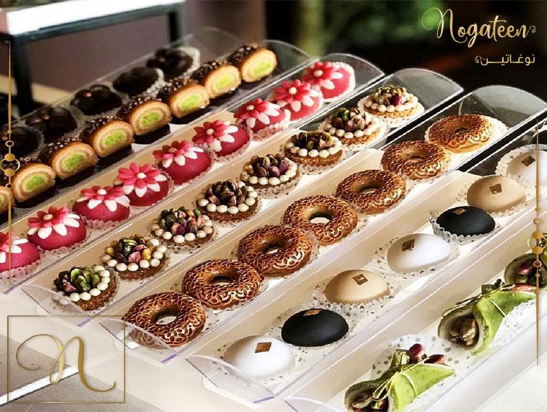 Nogateen oriental desserts
