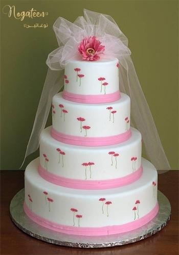 Nogateen wedding Cakes