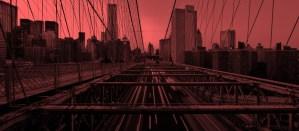 Stock photo of city bridge