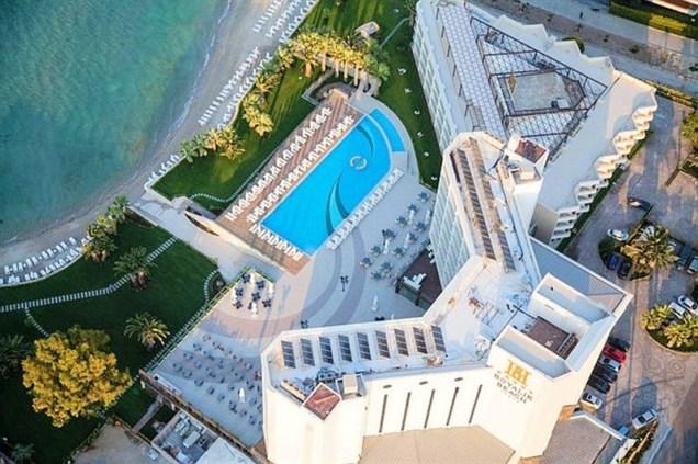 Boyalık beach hotel 1