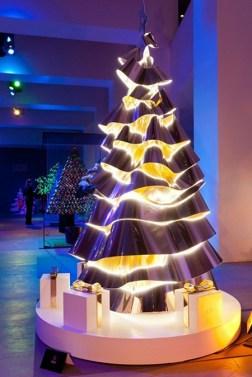 Christian Dior, Les Sapins de Noël des Créateurs