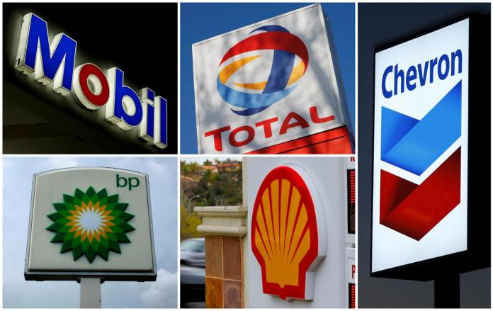 Big Oil's selling spree might bedicey