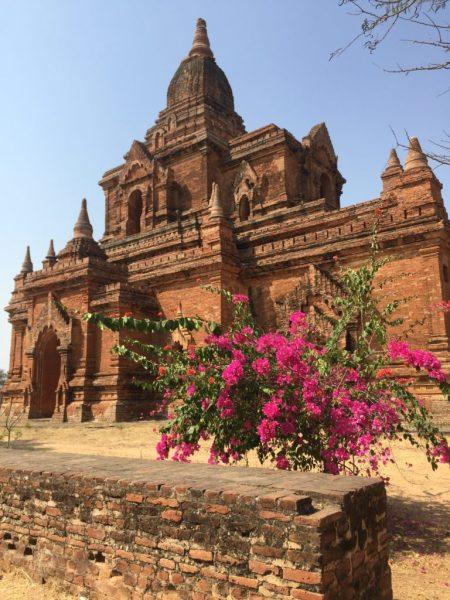 Temple, Bagan, Myanmar (Burma)