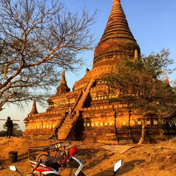 Bulethi Temple, Bagan, Myanmar (Burma)