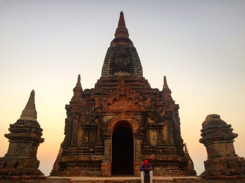 North Guni (Myauk Guni), Bagan, Myanmar (Burma)