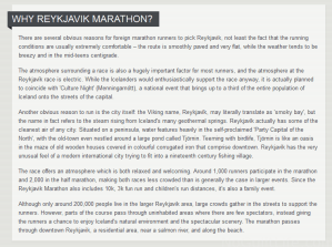 Marathon Maniacs: Interested In Running Iceland?  Runner's World Wants to Send You There!