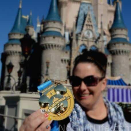 Marathon Medal Castle
