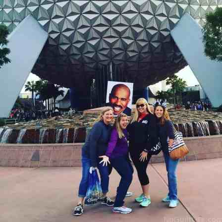 When someone says Disney, they don't always think of running. Here are a couple dozen reasons you should runDisney in honor of Global Running Day. Seeing the sunrise, dressing in costumes, fabulous medals, generous pace requirements, and so much more! Marathon | Half Marathon | 10K | 5K | Steve Harvey Race Sign