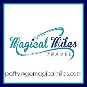 patty magical miles logo