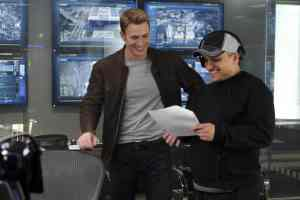 Behind the Scenes   Captain America: Civil War Blu-Ray Release