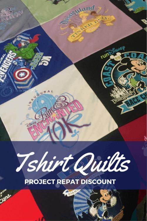 T Shirt Quilt Repat