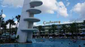 Family Friendly Cabana Bay Beach Resort   Universal Studios Orlando