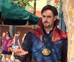 First Look: Doctor Strange Meet and Greet at Disney's Hollywood Studios