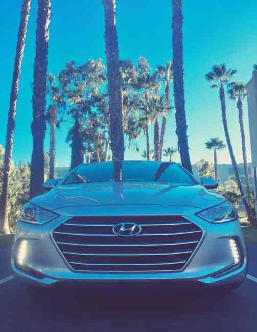 Hyundai Elantra Eco test drive and review