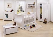 White-baby-room-decorated-in-English-style