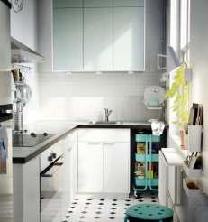 White-mint-ikea-kitchen