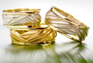 Ti leaf rings