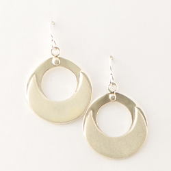 Hina a ka malama earrings
