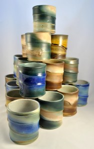 Locally made ceramics