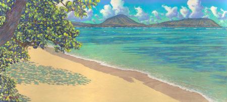 Ai Lowrey Cocohead from Kahala Beach Sample