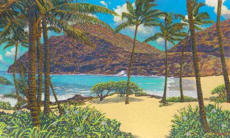 Ai Lowrey Makapuu Beach Sample