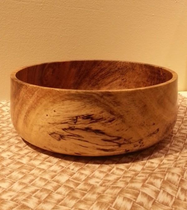 Andy Cole 8x3 donation mango bowl view 3