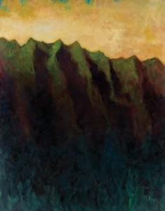 Ko'olau by Robert McGuire