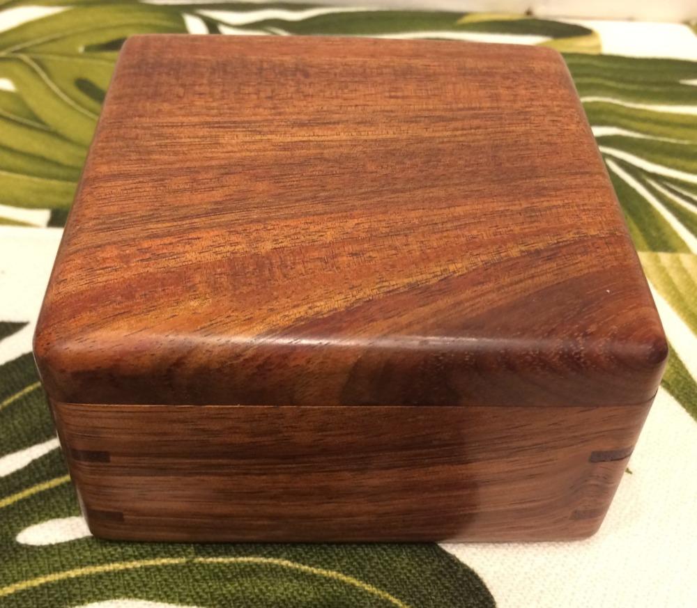 Koa Boxes 4 X 4