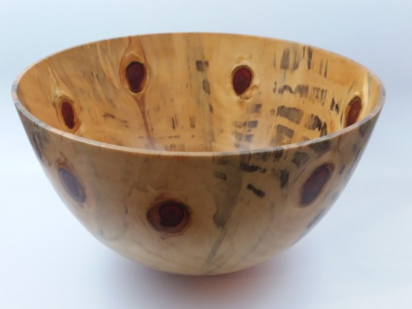 """Andy Cole Norfolk Pine Bowl 8"""" x 13"""""""