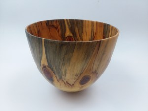 "Andy Cole Norfolk Pine Bowl 6"" x 7"""