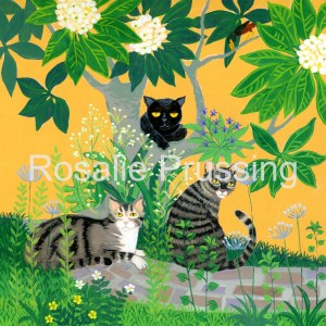 Rosalie Prussing Garden Party