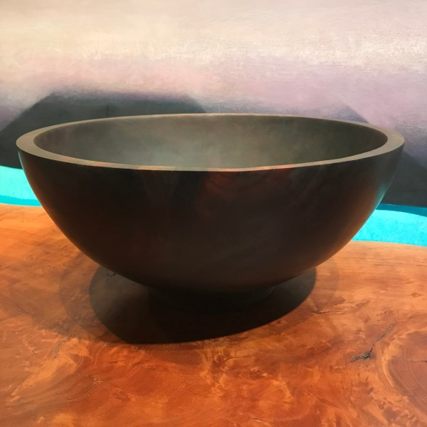 "Gordon Tang Milo Salad Bowl 5.5""H x 12""D"