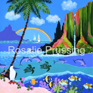 Rosalie Prussing Hawaiian Breeze