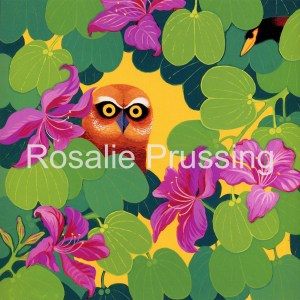 Rosalie Prussing Hawaiian Pueo
